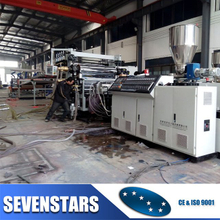 PVC WPC free foam board extrusion line