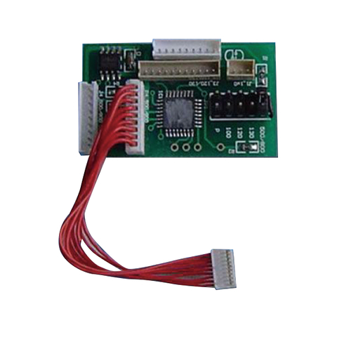 HPZ6100 PRINTER DECODING CARD