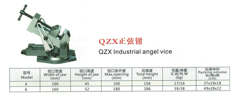 QZX INDUSTRIAL ANGEL VICE