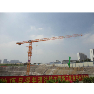 Flat-top Tower Crane PT5515-8