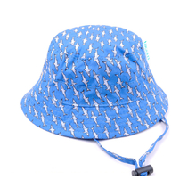 Fashion cotton Kids bucket hat