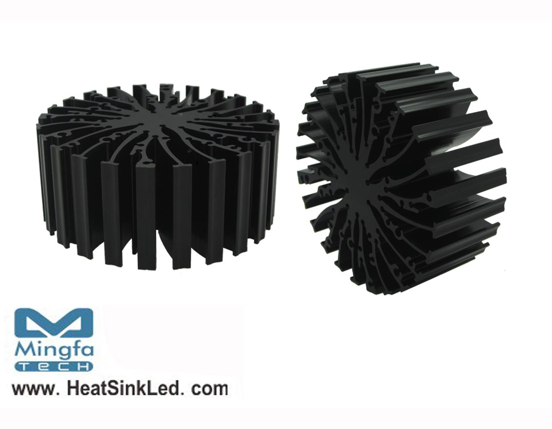 EtraLED-PRO-9650 for Prolight Modular Passive LED Cooler Φ96mm