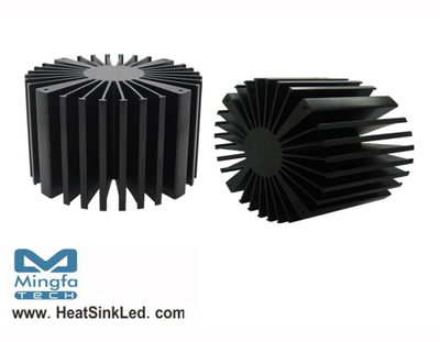 SimpoLED-EDI-160150 for Edison Modular Passive LED Cooler Φ160mm