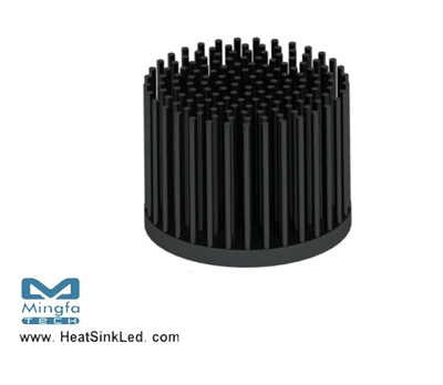 GooLED-SHA-8665 Pin Fin Heat Sink Φ86.5mm for Sharp