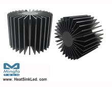 SimpoLED-SAM-13580 for Samsung Modular Passive LED Cooler Φ135mm