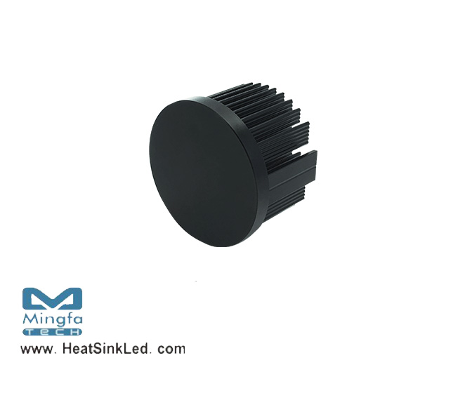 xLED-ADU-4530 Pin Fin LED Heat Sink Φ45mm for Adura