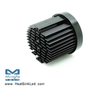 xLED-LUM-4550 Pin Fin Heat Sink Φ45mm for LUMILEDS