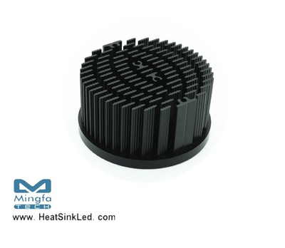 xLED-NIC-6030 Pin Fin Heat Sink Φ60mm for Nichia