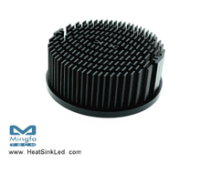 xLED-SHA-8030 Pin Fin LED Heat Sink Φ80mm for Sharp