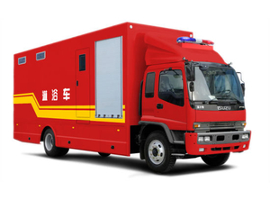 Isuzu Logistics Bath Car, Large Mobile Shower Car (Mobile Bath Shower Van)