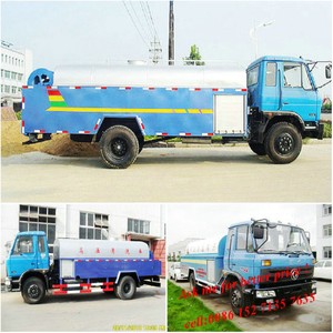 High Pressure Cleaning Water Tanker Truck 6000 ~7000litres
