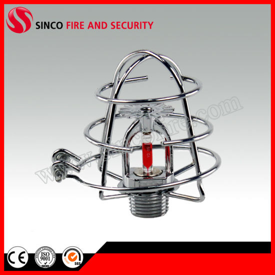 Fire Sprinkler with Fire Sprinkler Parts and Pump