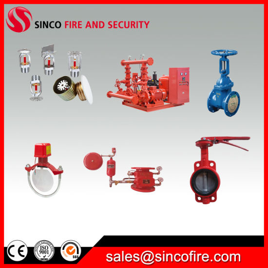 Automatic Wet Pipe Fire Sprinkler System
