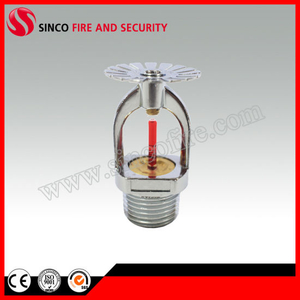 "Fire Sprinkler Head Qr 1/2""Chrome Pendent K 5.6"