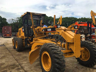 Caterpillar 140h Used Motor Grader