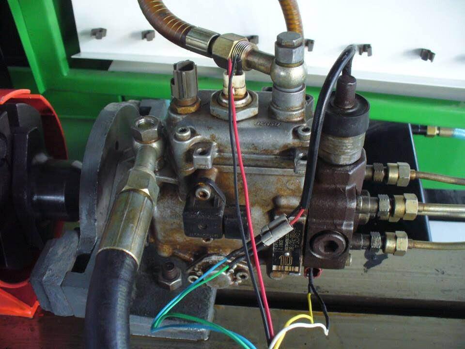 V3 pump tester