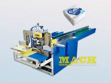 Semi-Automatic Facila Tissue Paper and Napkin Paper Packing Machine