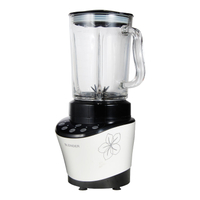 Blender JH-232(glass goblet with foam) Power 450-600W food processor household