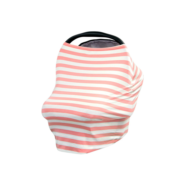 Stretchy 4 in1 nursing cover car seat canopy baby car seat cover