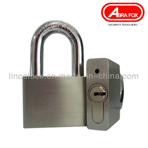 Heavy Duty Chrome Plated Brass Padlock, Steel Padlock 106