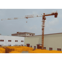 Flat-top Tower Crane PT4810-4