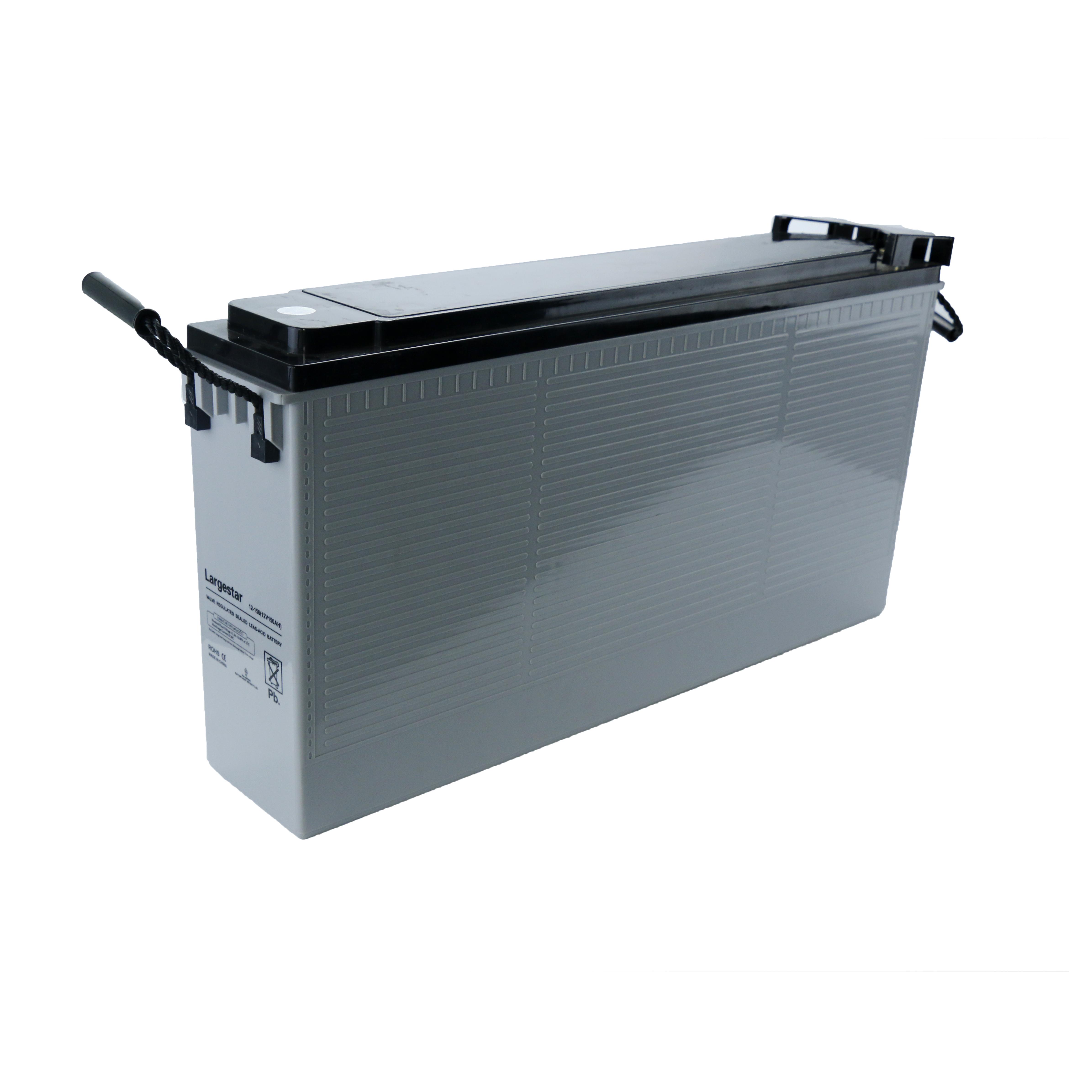 12V 150Ah Front Terminal Sealed Lead Acid Battery