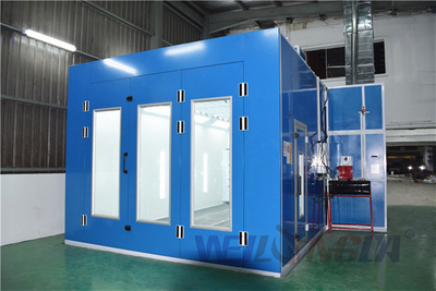 Water Based Paint Spray Booth For Sale
