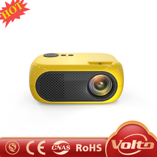 Hotsale 360P Projector Home Cinema 3D LCD LED Mini Portable Projector
