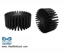 SimpoLED-CRE-11750 for Cree Modular Passive LED Cooler Φ117mm