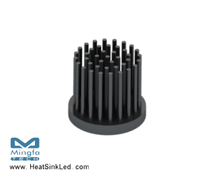 GooLED-EDI-3530 Pin Fin Heat Sink Φ35mm for Edison