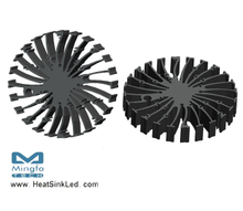EtraLED-BRI-11020 for Bridgelux Modular Passive LED Cooler Φ110mm