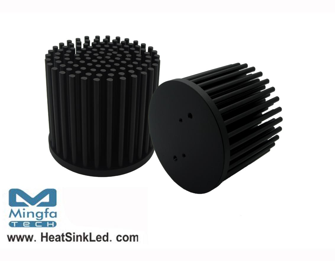 GooLED-OSR-6860 Pin Fin Heat Sink Φ68mm for Osram