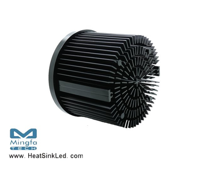 xLED-130100 Pin Fin LED Heat Sink Φ130mm