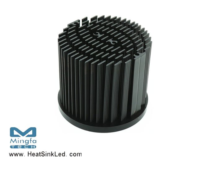 xLED-CRE-6050 Pin Fin Heat Sink Φ60mm for Cree