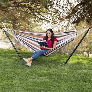 HOT SALES Cotton /Polyester Hammock Stand