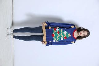 Unisex mens christmas sweater jumpers wholesaler