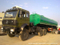 3axles Crude Oil Tank Trailer 30000 Liters with Burner Heater Insulation Layer for Transport Bitumen, Liquid Asphalt, Coal Tar Oil, Crude Oil