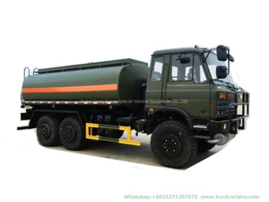 Dongfeng off Road 8000L 6X6 Fuel Tanker Truck for Sales