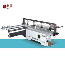 Sliding Table Saw with Pneumatic Pressing Equipment