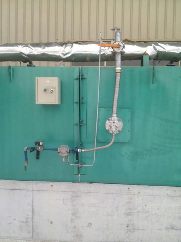Annealing Heat Treatment Furnace for LPG Cylinder