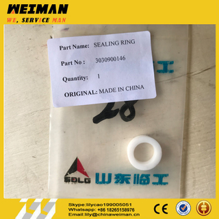SDLG loader spare parts Seal ring 3030900146 with high quality