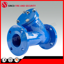 DIN Cast Iron Flange Type Y Strainer