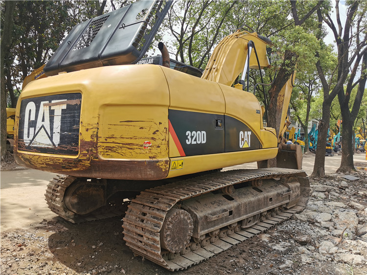 CAT 320D Used Excavator for Sale