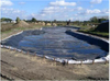EPDM Waterproofing Membrane with Fabric Back