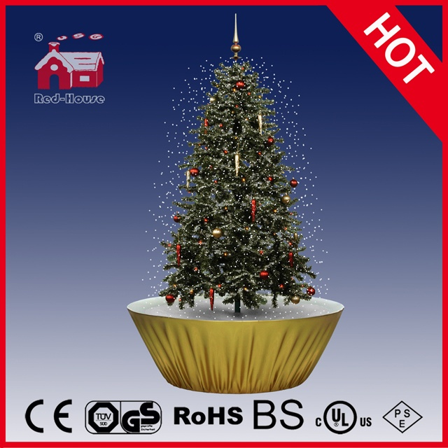 Fb jw wholesale christmas tree with delicate