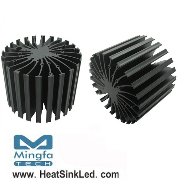 EtraLED-EDI-11080 for Edison Modular Passive LED Cooler Φ110mm