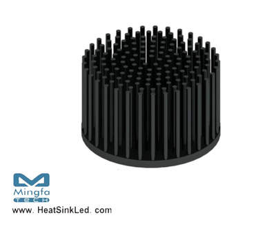 GooLED-OSR-8650 Pin Fin Heat Sink Φ86.5mm for Osram