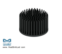 GooLED-SAM-8650 Pin Fin LED Heat Sink Φ86.5mm for Samsung