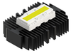 XLA-15 Xicato XLM LED Heat Sink 101mm(W)x140mm(L)x50mm(H)