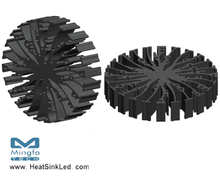 EtraLED-BRI-9620 for Bridgelux Modular Passive LED Cooler Φ96mm